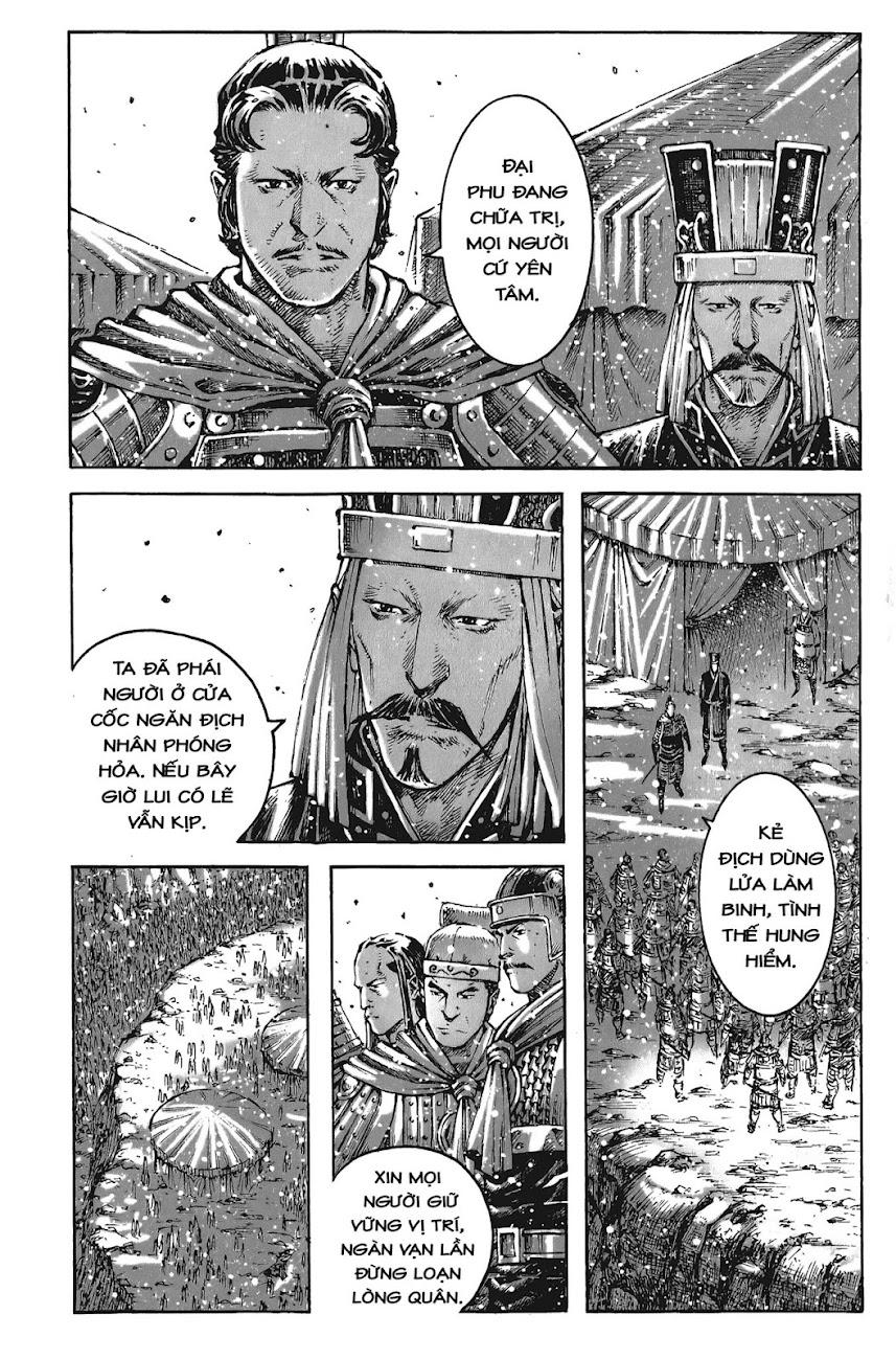 Hỏa phụng liêu nguyên Chương 432: Tiên nhân chỉ lộ [Remake] trang 8