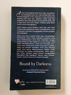 Bound by Darkness (Bangkitnya Raja Kegelapan)