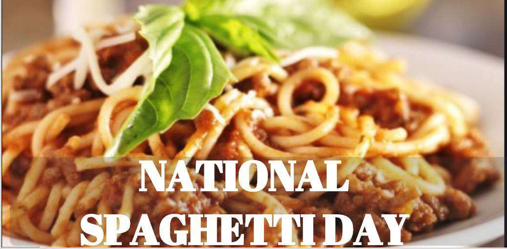 National Spaghetti Day Wishes for Instagram