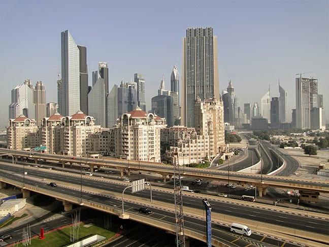 Onde se hospedar em Dubai