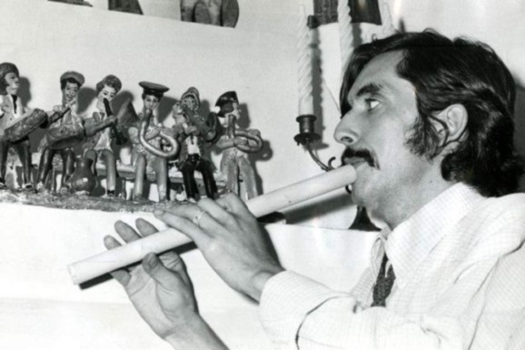 En su natalicio se recupera la discografía de Ángel Parra