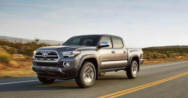 2017 Toyota Tacoma Diesel Conversion