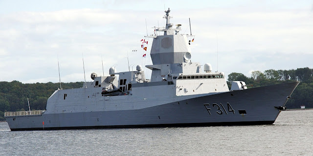 [METnopoly] Polonia recibe sus Fragatas Fridtjof Nansen