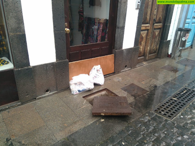 El PP pide informes técnicos urgentes con soluciones para las inundaciones en Pérez de Brito