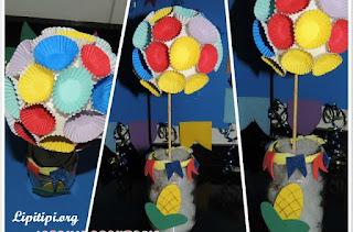 Atividade Artes Festas Juninas de acordo com a BNCC