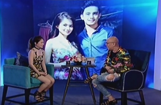Elisse Joson on Tonight With Boy Abunda