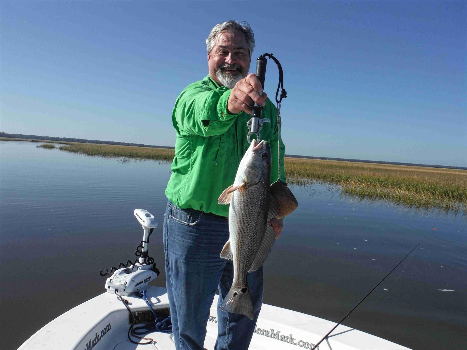 Amelia island fishing reports fun day fishing with friends for Amelia island fishing