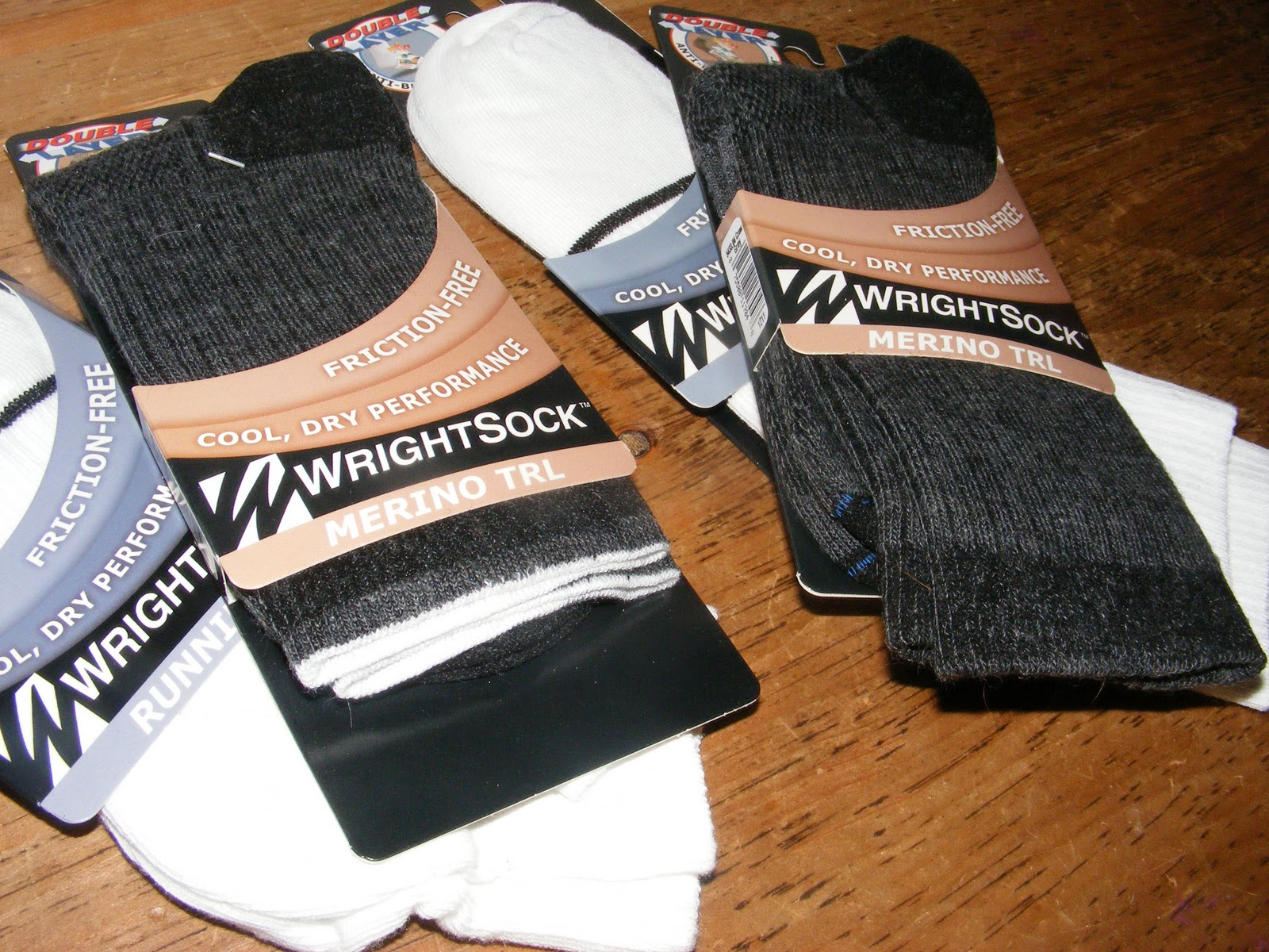 The (Wright) Right Socks for ME! + Giveaway