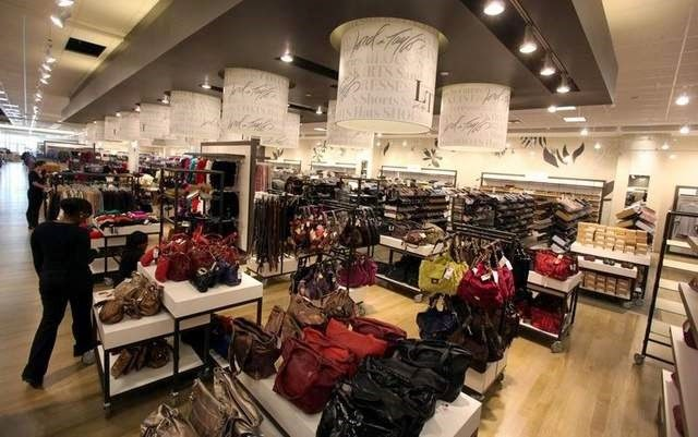 Loja de departamento Lord Taylor em Nova York