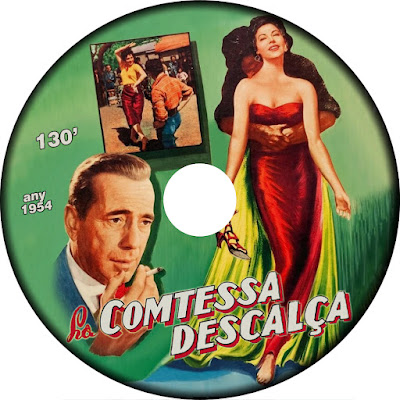 La Comtessa descalça - [1954]