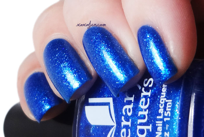 xoxoJen's swatch of Literary Lacquers Virgin Huntress
