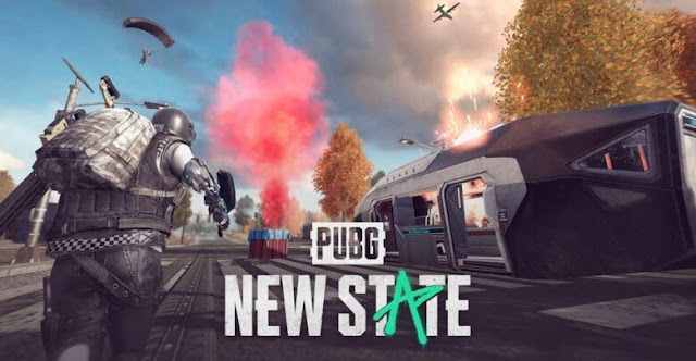 PUBG: New State مثل ببجي لعبة جديدة قادمة  لأجهزة المحمولة