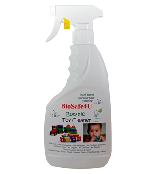 BioSafe4U - Botanic Toy Cleaner