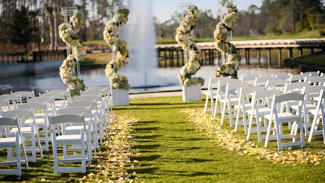 Small Outdoor Wedding Venues