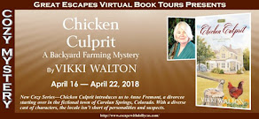 Chicken Culprit - 18 April