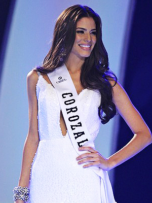 Wallpaper Viviana Ortiz Miss Universe Puerto Rico 2011