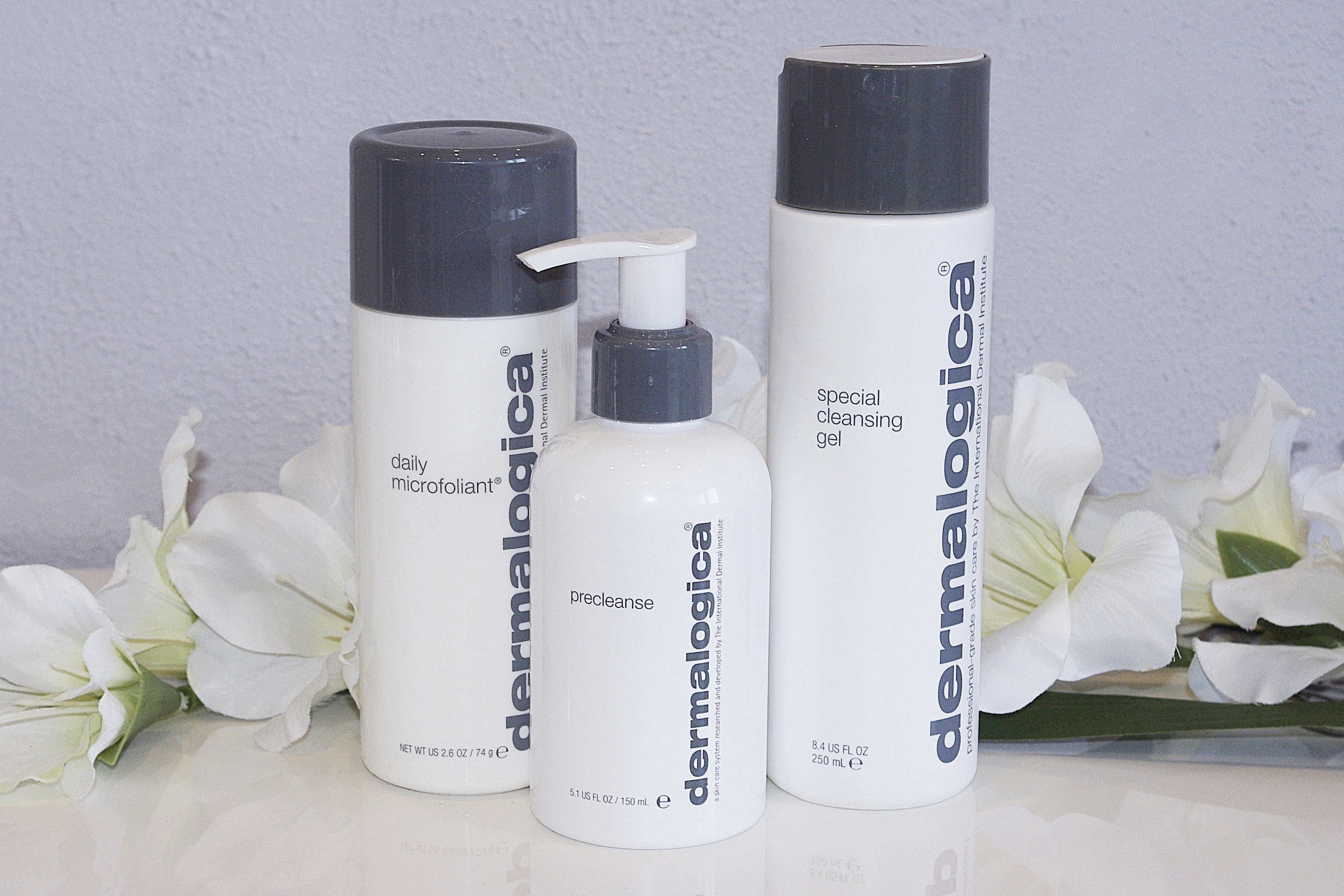 dermalogica Special Cleansing Gel Daily Microfoliant Enzymatyczny Puder Ryżowy Precleanse