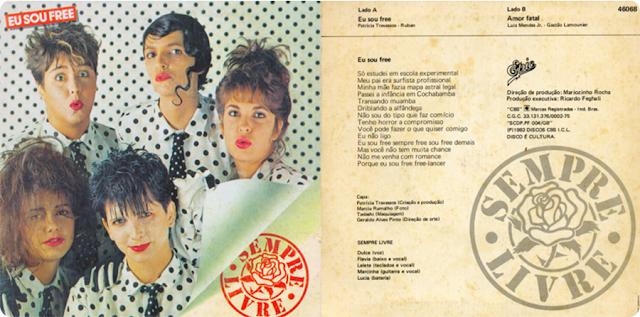 dulce quental, rock anos 80, rock nacional, marcelo letal