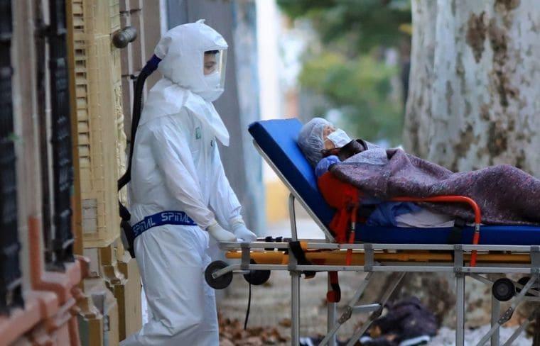 372 personas murieron y 13.267 fueron diagnosticadas con coronavirus en el país