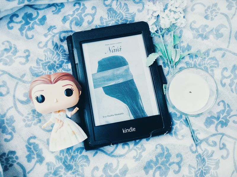 Foto del libro Naia de la autora Eva Huebra Montañes