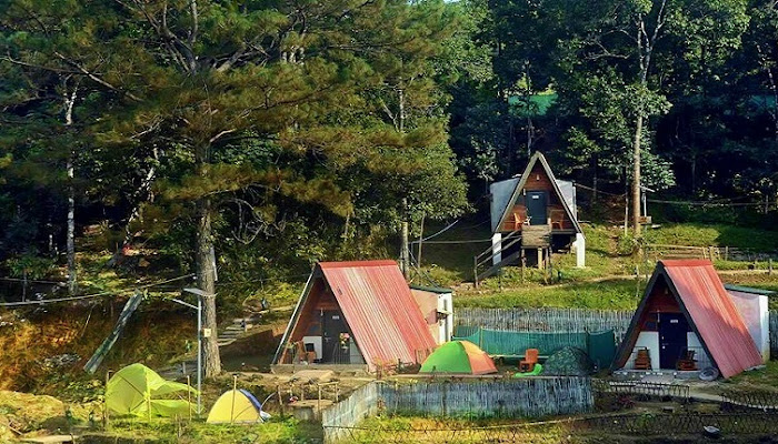 Na La Ri Resort near Shillong - a pet-friendly, sustainable jungle retreat for exercise and relaxation
