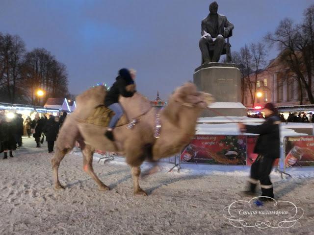Ярмарка в Петербурге
