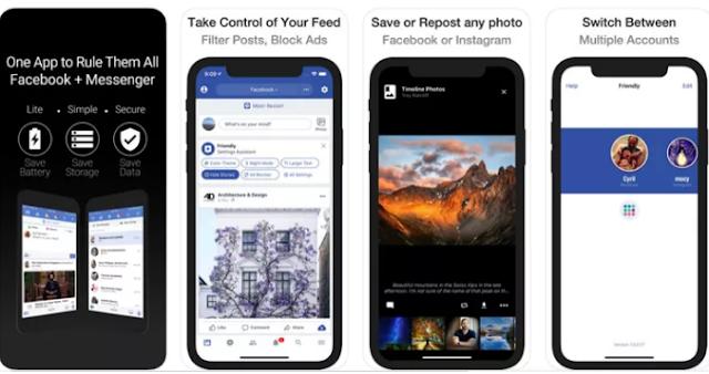 Cara Mudah Menggunakan Facebook tanpa Messenger 1