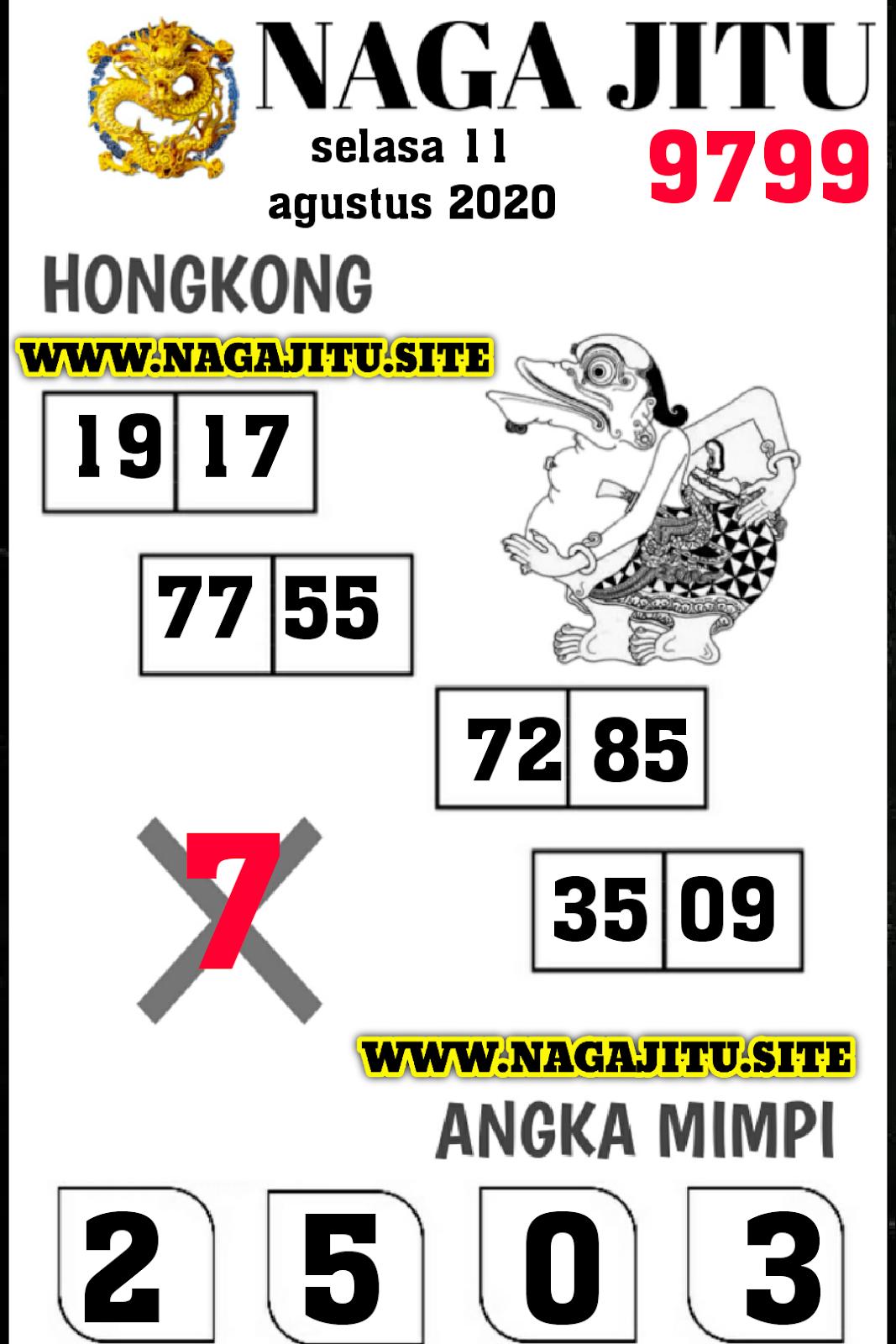 syair naga hongkong