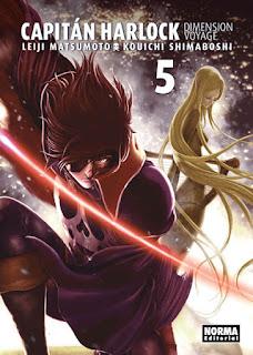 Capitán Harlock - Dimension Voyage #5