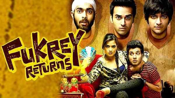 Fukrey Returns (2017) Full HD 720p Movie Download 3