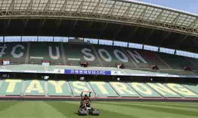 انطلاق الدوري الكوري الجنوبي لكرة القدم بدون جمهور