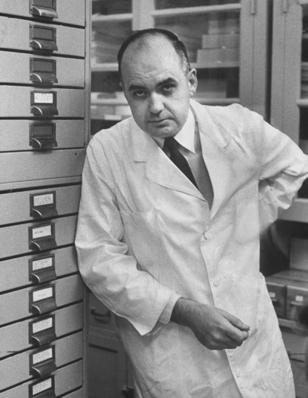 Dr. Maurice Hillman of the Walter Reed Army Institute of Research acquired flu specimens from Japan on April 18, before anyone in the U.S. was infected, and by May 18, his team had the virus isolated. He then gave the virus to six drug firms to develop a vaccine.