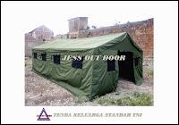 tempat, pembuat, penjual, produksi tenda family