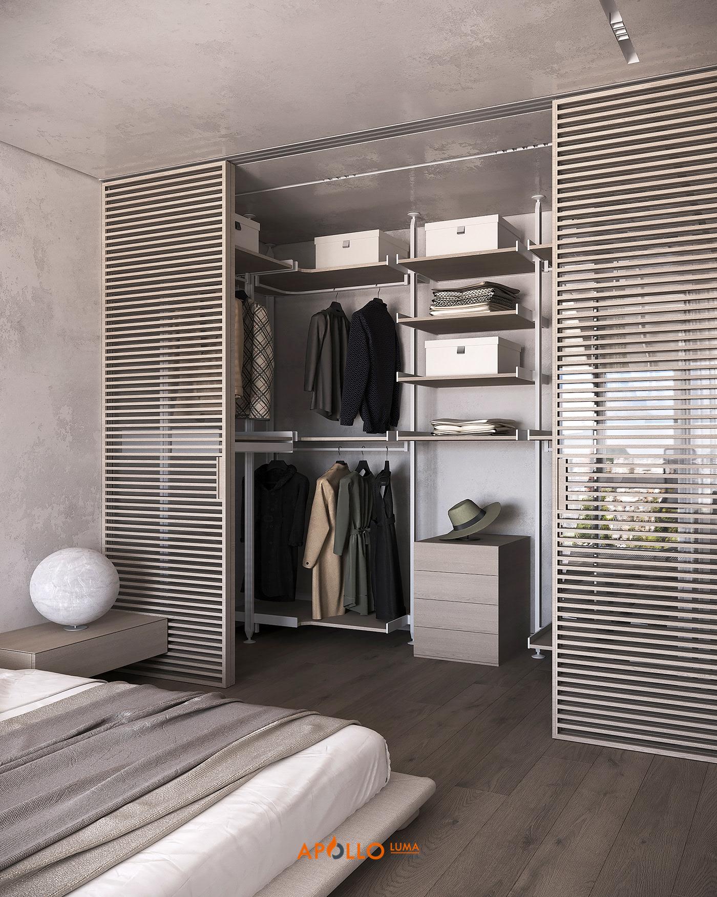 Phong cách nội thất Contemporary (Đương đại)