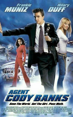 Sinopsis film Agent Cody Banks (2003)