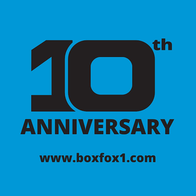 Tenth Anniversary of Boxfox1