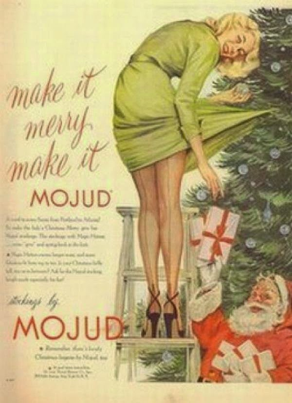 Häufig 20 Bad Vintage Christmas Ads ~ vintage everyday CH94
