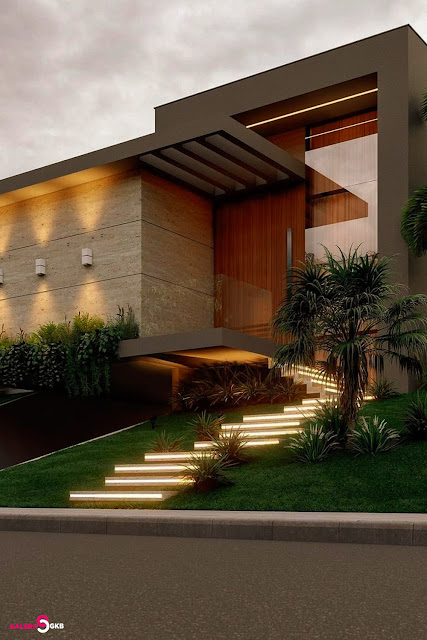25 Modern Home Design Models With Amazing Interior Fixtures