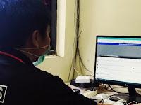 Jangan Asal Sebar Info Hoax Corona, Tim Siber Polres Pangkep Patroli di Sosmed