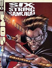 Six-String Samurai Comic