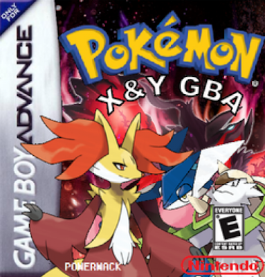 Pokemon X&Y GBA ROM Download