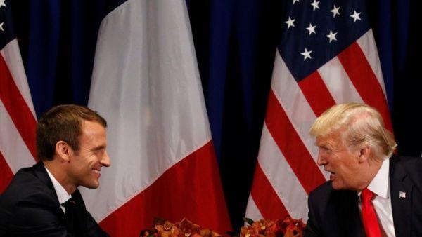Presidente francés visitará EE.UU. entre 23 y 25 de abril