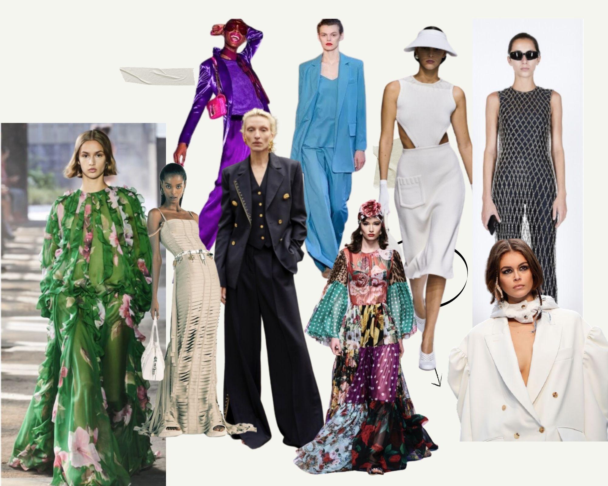 tendencias primavera verano 2021- colores de moda primavera verano 2021- zapatos de moda primavera verano 2021