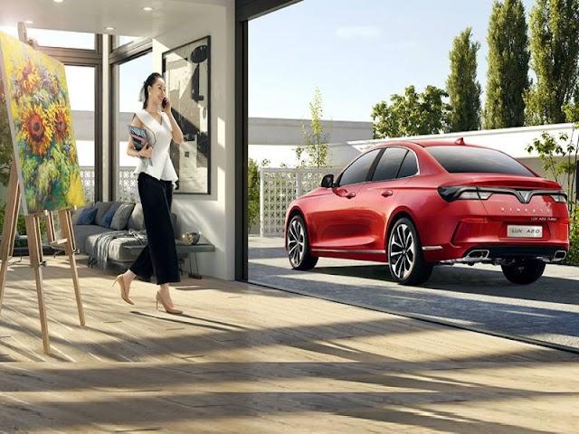 VinFast công bố bảng giá mới từ 1/11, đơn giản hóa thủ tục mua xe