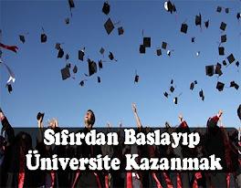 Sıfırdan Başlayıp Üniversite Sınavına Kazanmak