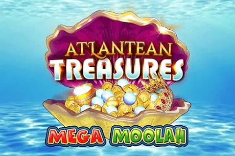 ULASAN SLOT MICROGAMING ATLANTEAN TREASURES MEGA MOOLAH