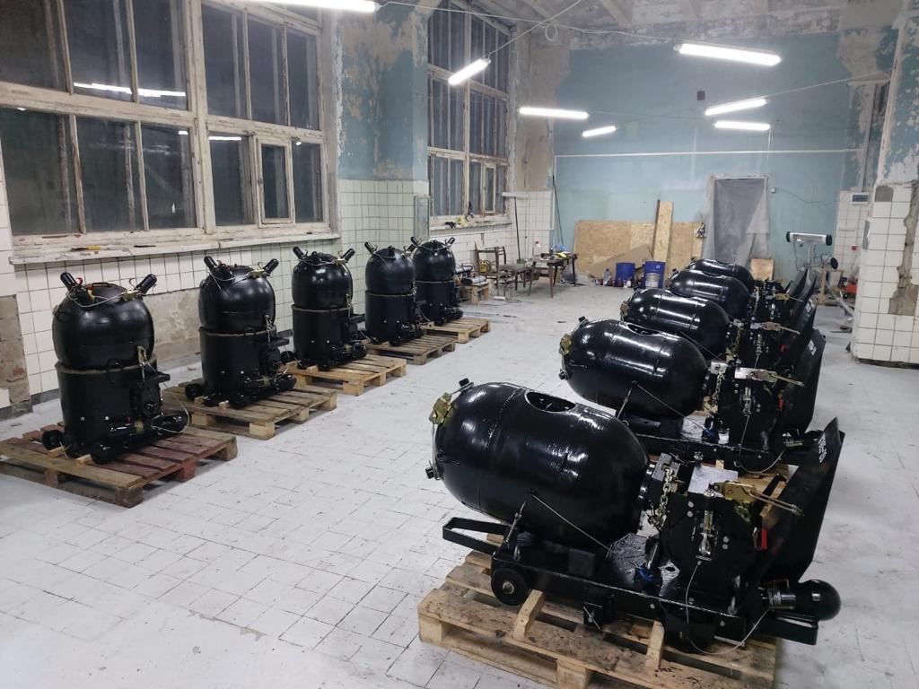 ВМСУ отримали партію відновлених морських мін