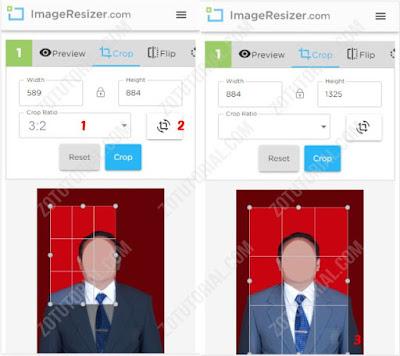 Crop Foto Ukuran 4x6 Online Tanpa Install Aplikasi zotutorial.com