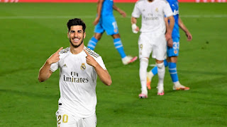 Real Madrid 3-0 Valencia: Marco Asensio back with a bang and an assist