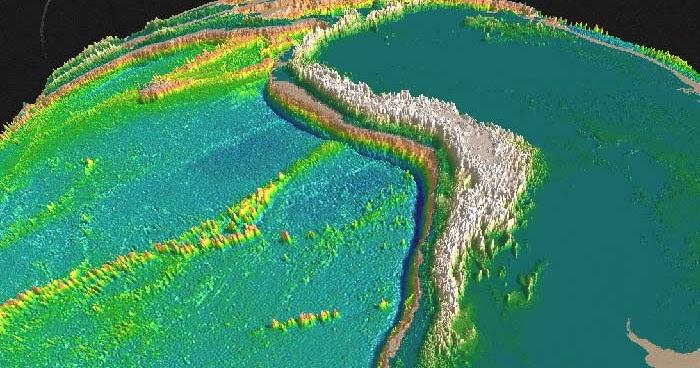 Solar For America >> Localización de la cordillera de los andes | Ciencia Geográfica